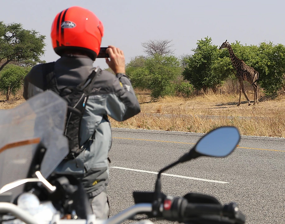 viagem de moto turismo africa do sul mot