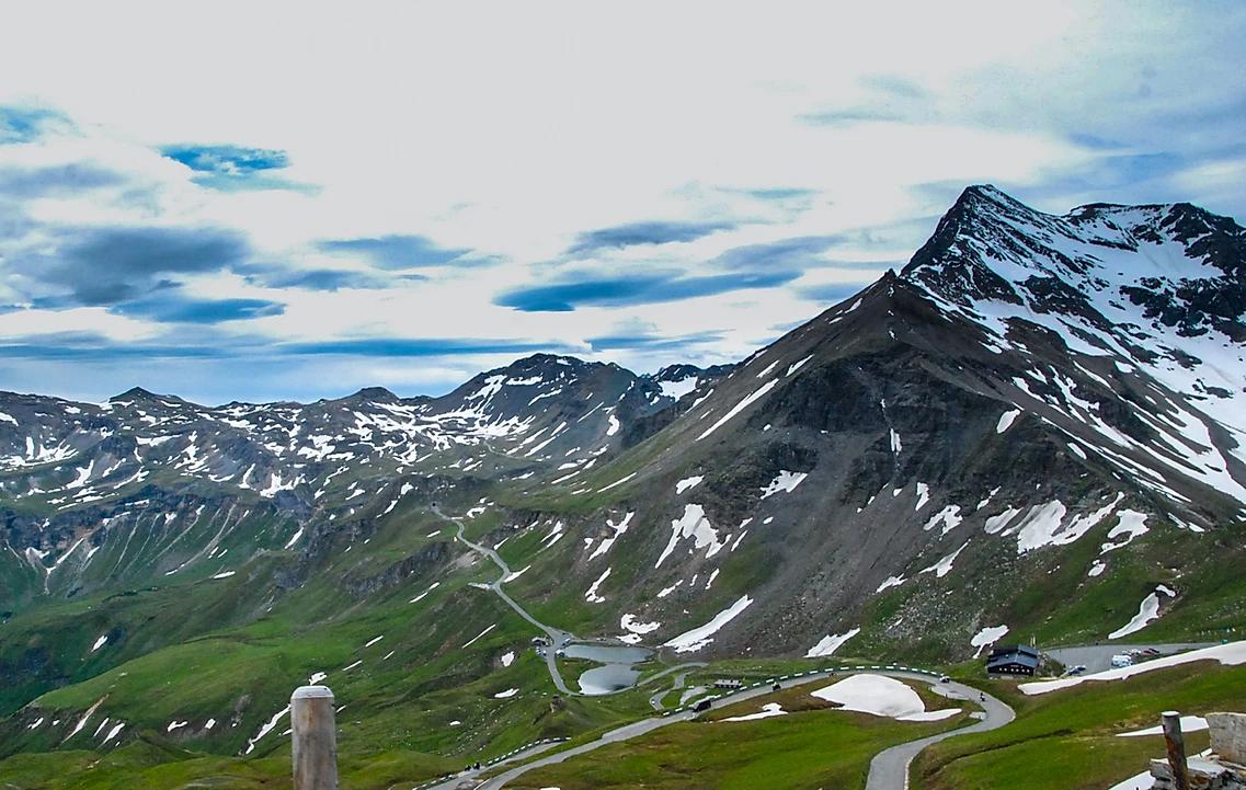 estradas viagens de moto Alpes