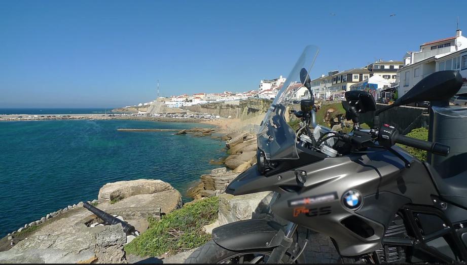 litoral portugues viagem de moto