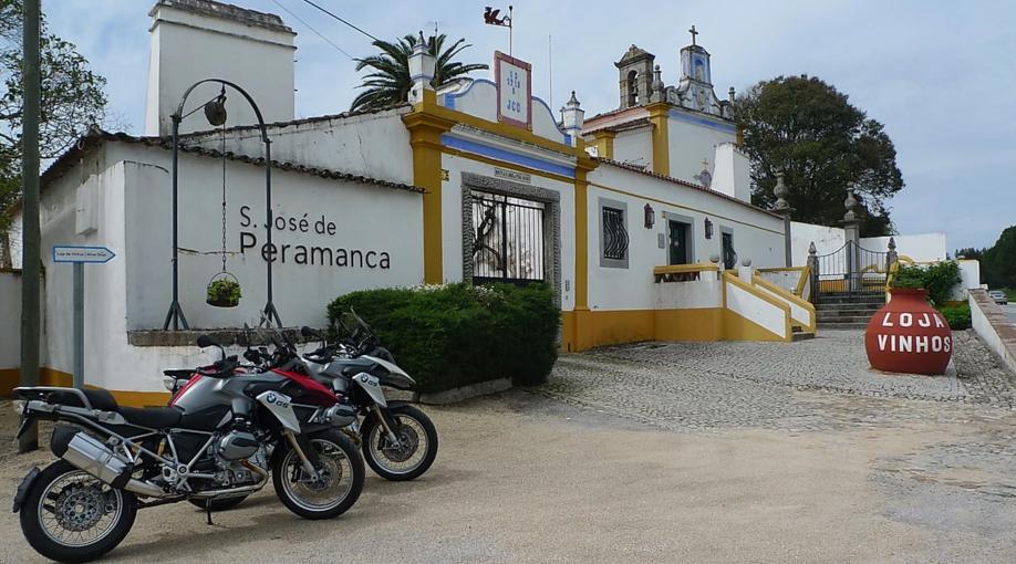 pontos turisticos viagem moto portugal