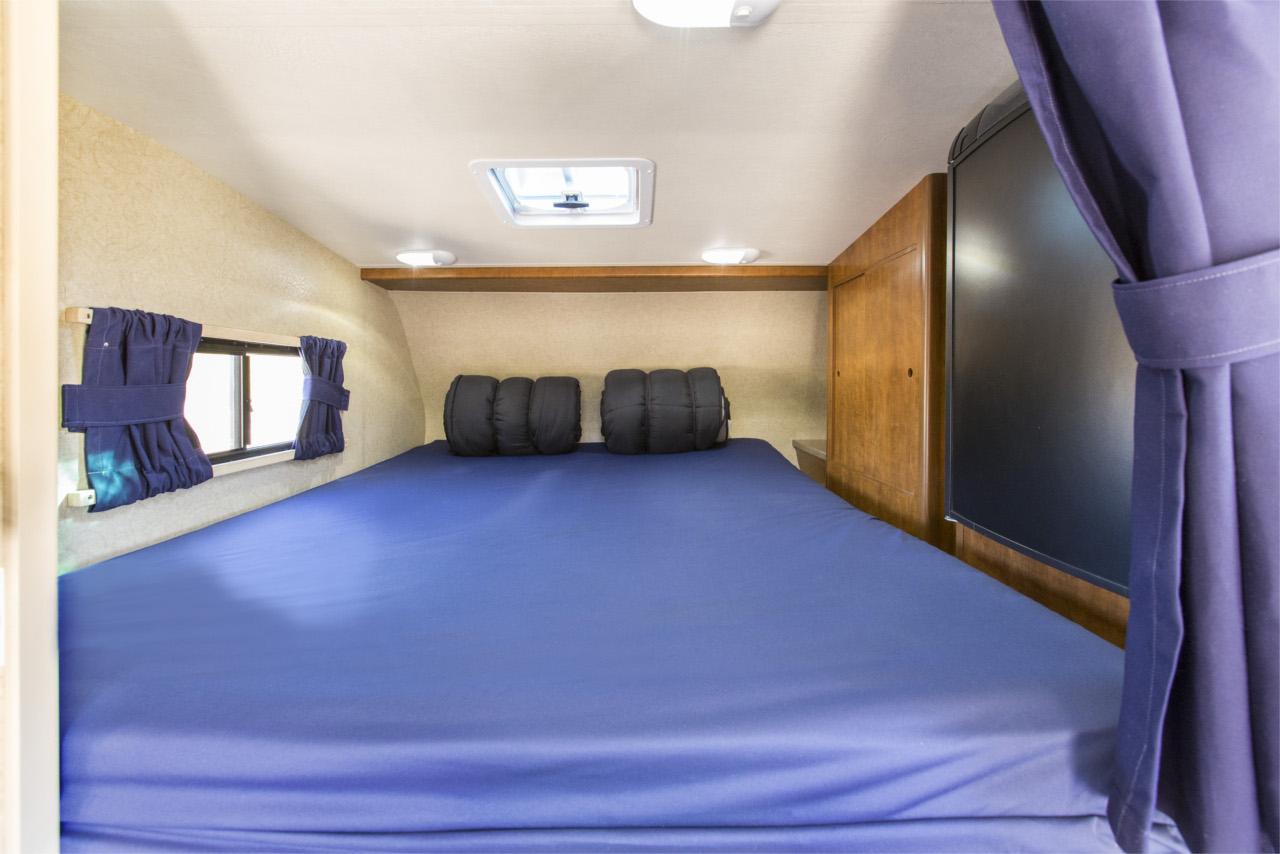 cama 1 - T17 Truck Camper