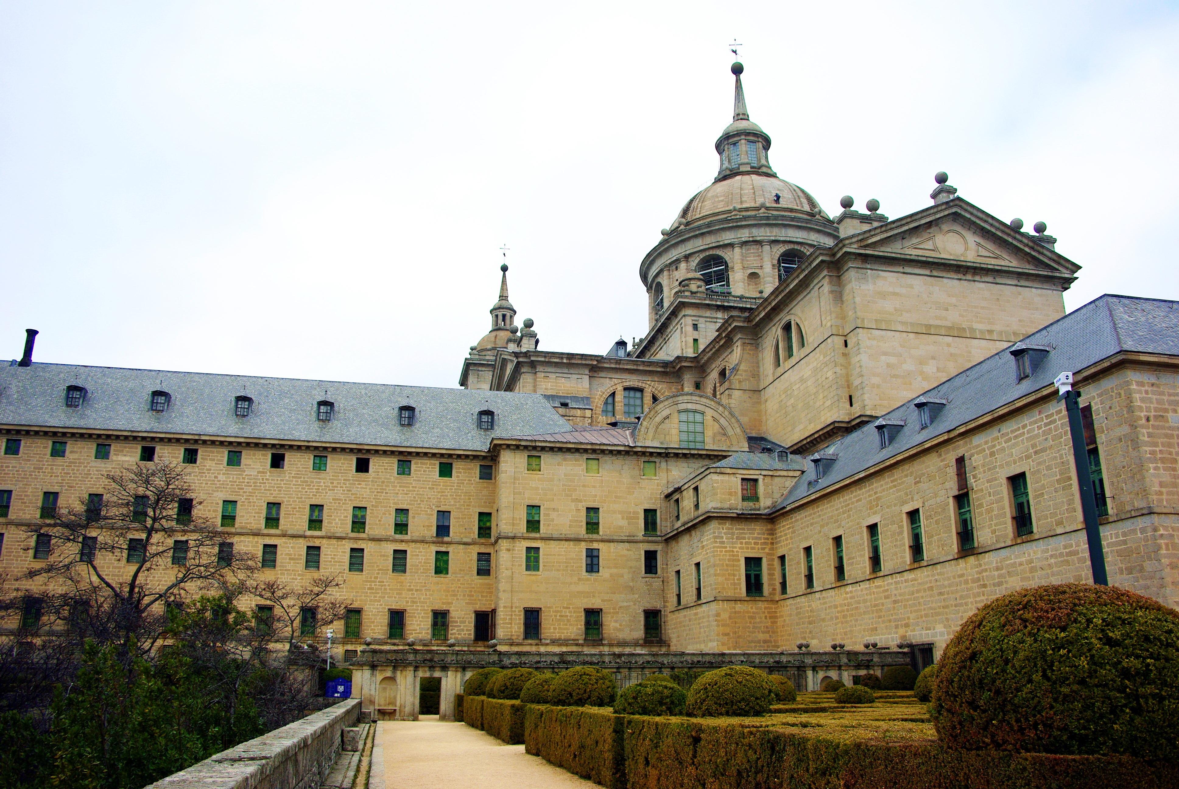 Mosteiro el escorial 3