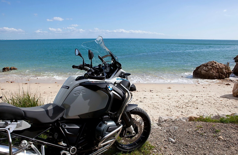 viagem de moto em portugal