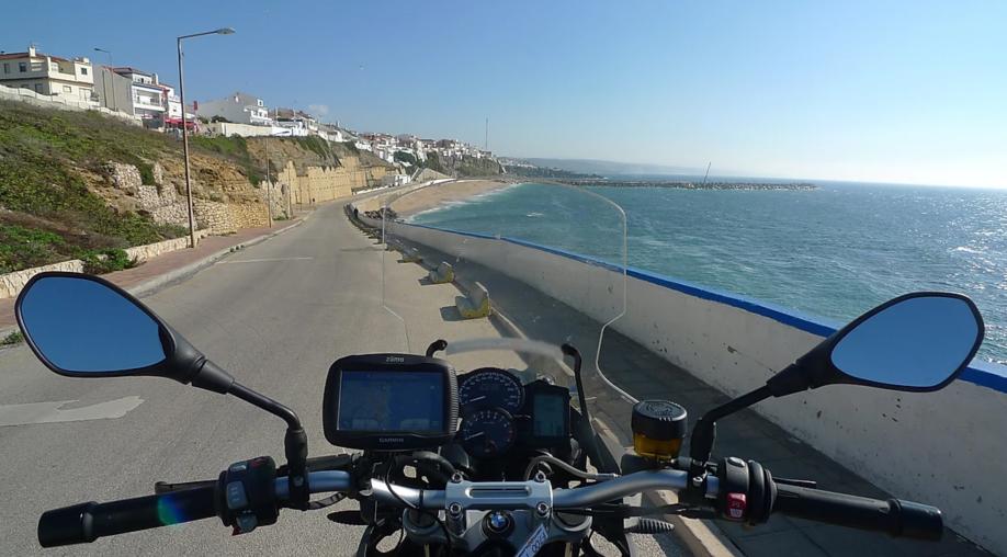 viagem locacao moto portugal