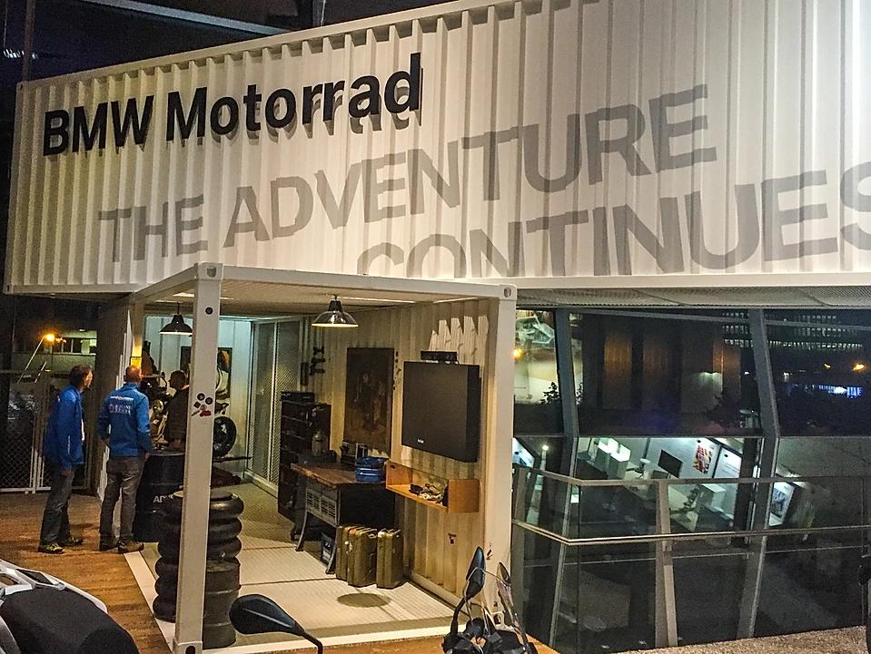 BMW Motorrad Adventure Europa