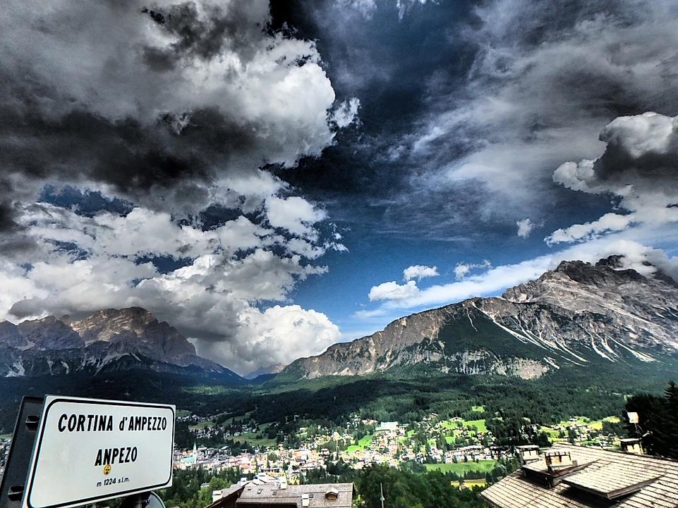 montanhas dos alpes viagem europa