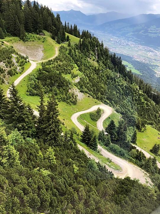 belas rodovias estradas Europa
