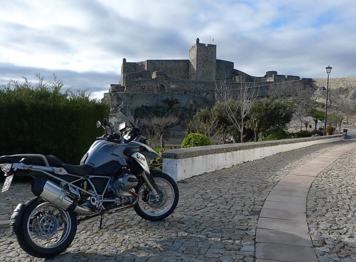 paisagens viagem moto europa
