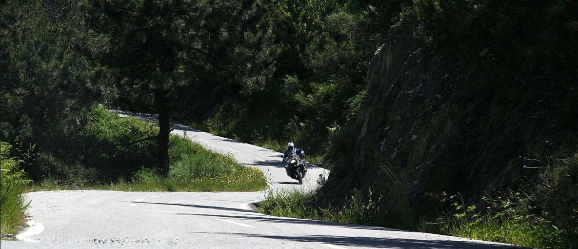 rodovias viagem moto portugal europa
