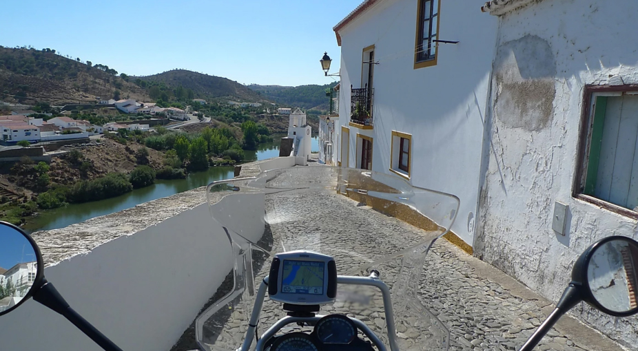 aluguel de moto viagem portugal europa