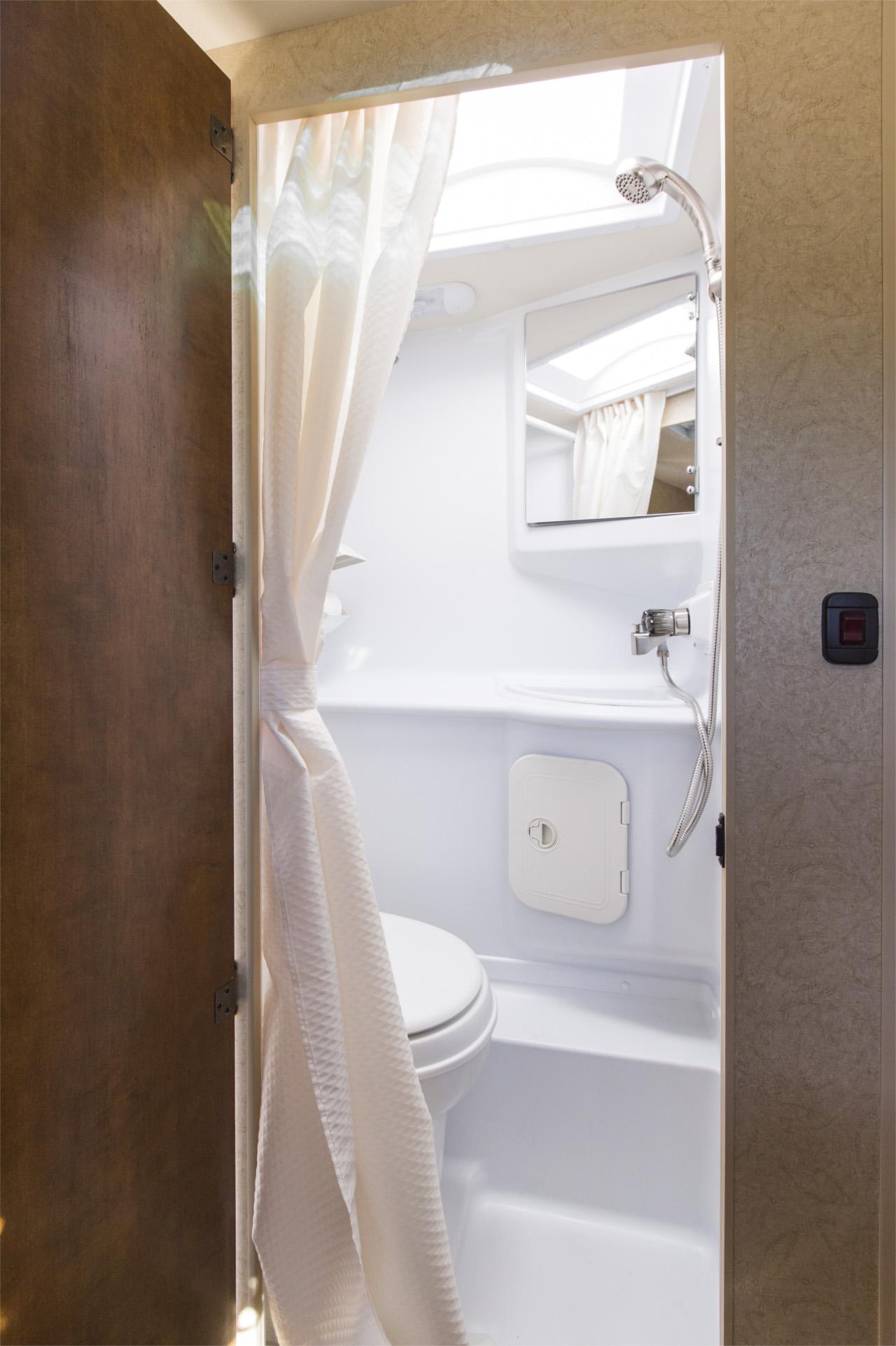 banheiro - T17 Truck Camper