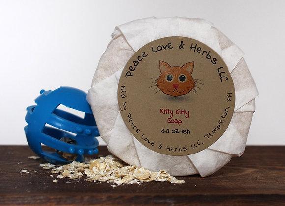 Kitty Kitty Soap