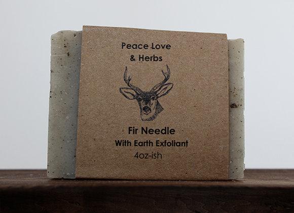 Fir Needle Soap