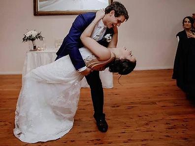 Wedding Dance Couple MWM