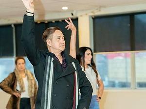 Rommel Olson Move With Me Dance Studio
