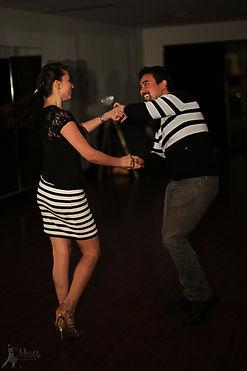 No contract social dancing sydney