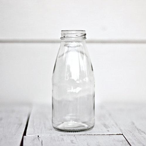 Mini Milk Bottle