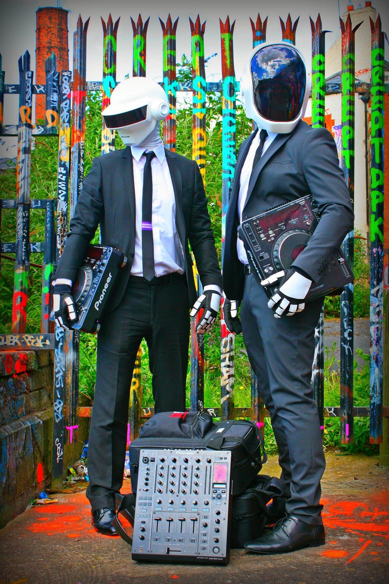 Daft Punk'd