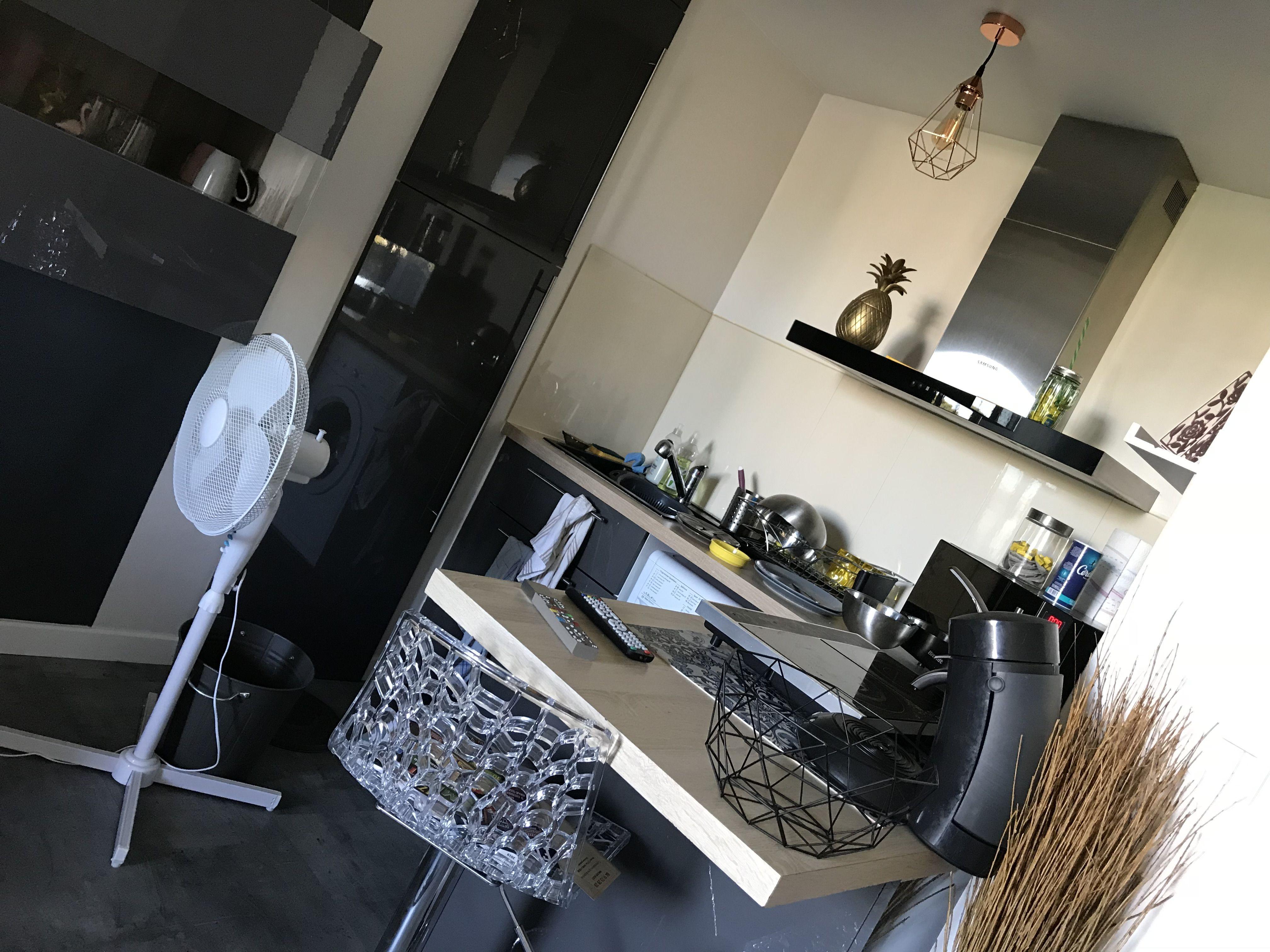 Une cuisine minimaliste de style nordique pour votre studio