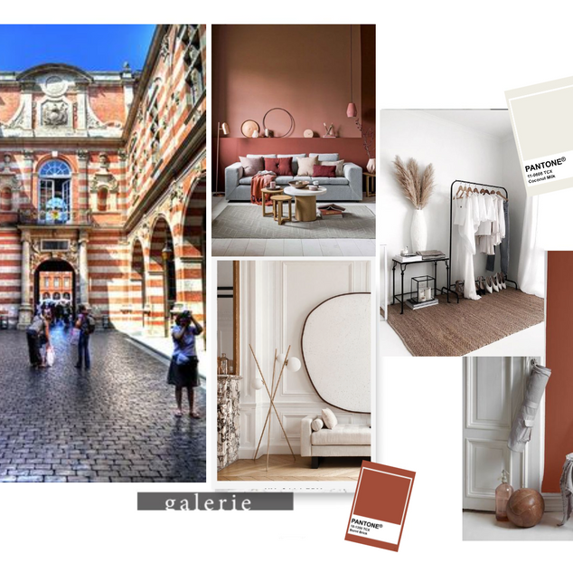 Moodboard Toulouse