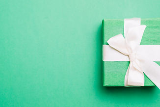 wrapped-birthday-present-with-white-ribb