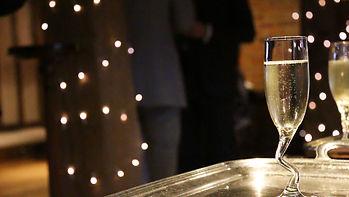 Wedding video bubbles