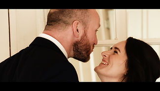 Wedding couple and wedding video created by Film4Life Productions