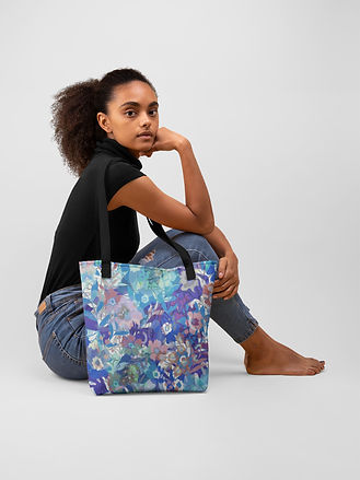 tote-bag-mockup-of-a-woman-sitting-on-th