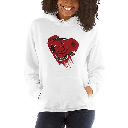 Full Heart Unisex Hoodie