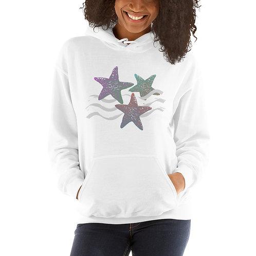 Starfish Unisex Hoodie
