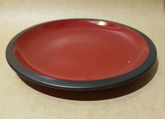 Essteller Rot-Schwarz