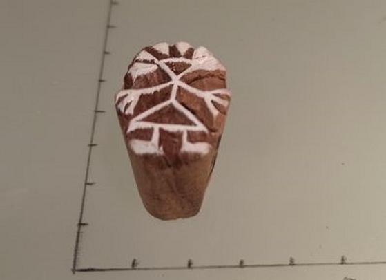 """Motivstempel aus Holz """"ETA 142"""""""