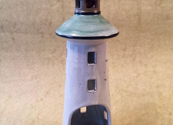 Leuchtturm klein (Türkis)