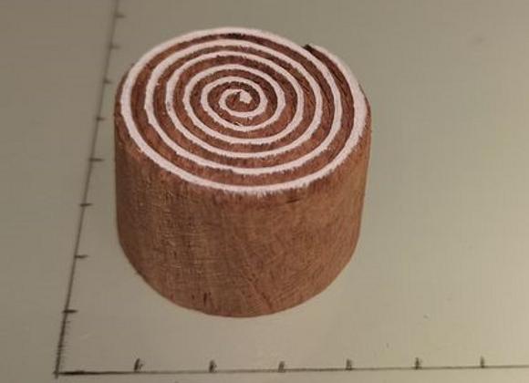 "Motivstempel aus Holz ""TB 020"""
