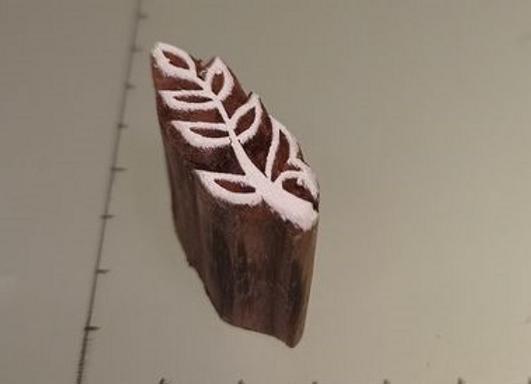 """Motivstempel aus Holz """"ETA 009"""""""