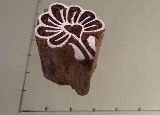 """Motivstempel aus Holz """"ETA 003"""""""