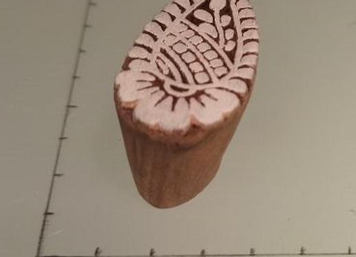 """Motivstempel aus Holz """"TA 002"""""""