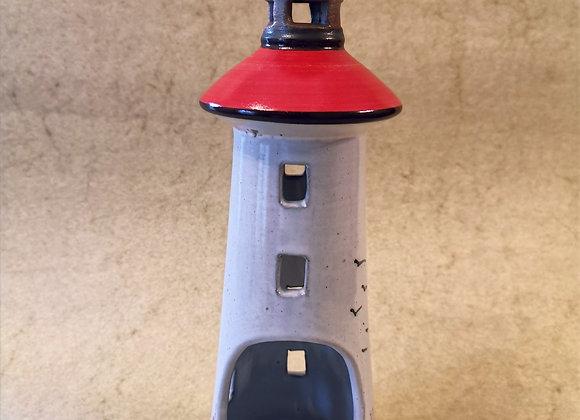 Leuchtturm klein (Rot)