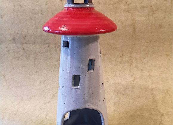 Leuchtturm groß (Rot)