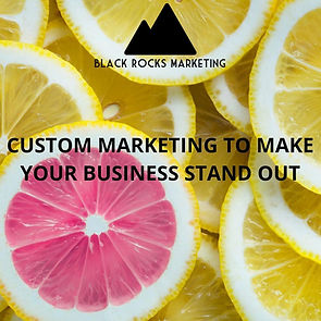 custom marketing designed to make your b