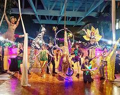 Denver circus performers