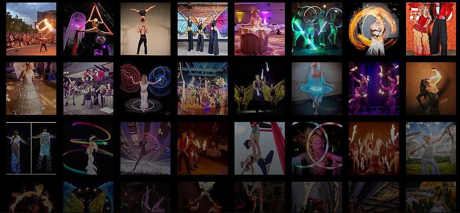 Denver circus shows