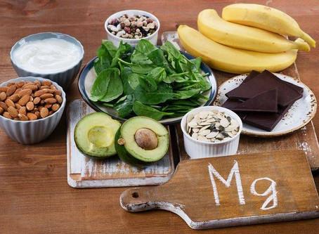 Magnesium - og hvorfor jeg anbefaler det til rigtig mange af mine klienter