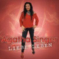 Agahta Singer - Liebe leben Frontcover.j