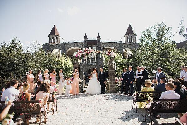 Декор свадьбы немчиновка парк