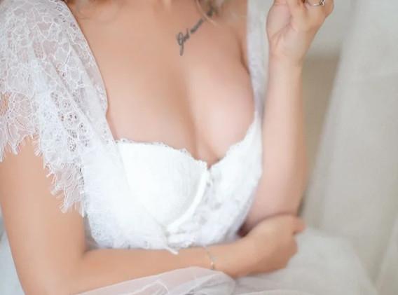 Сборы невесты украшение