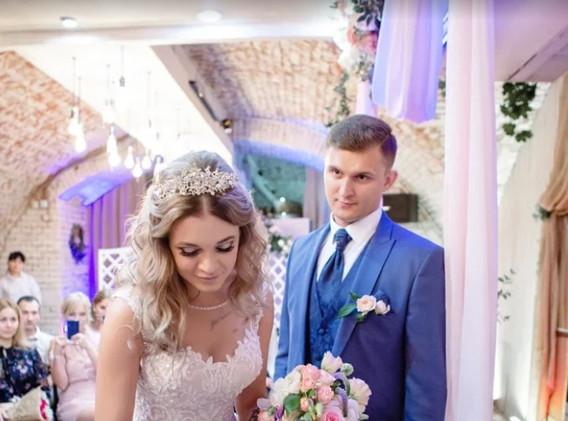 Свадебная арка декор