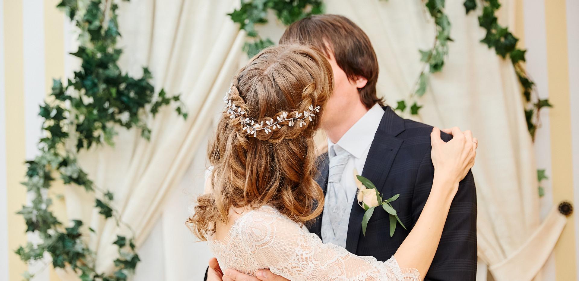 задник на свадьбу