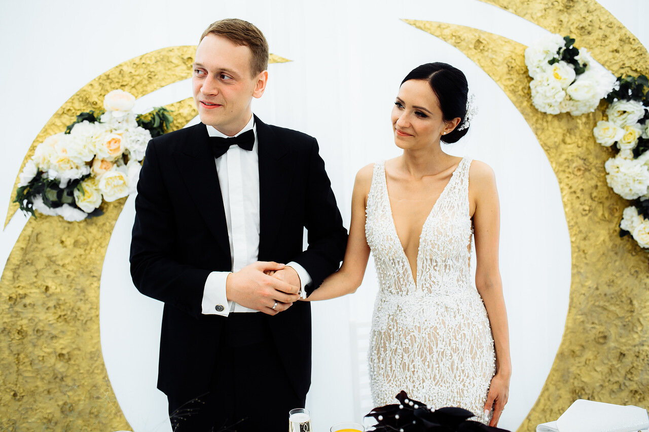 Украшение свадьбы