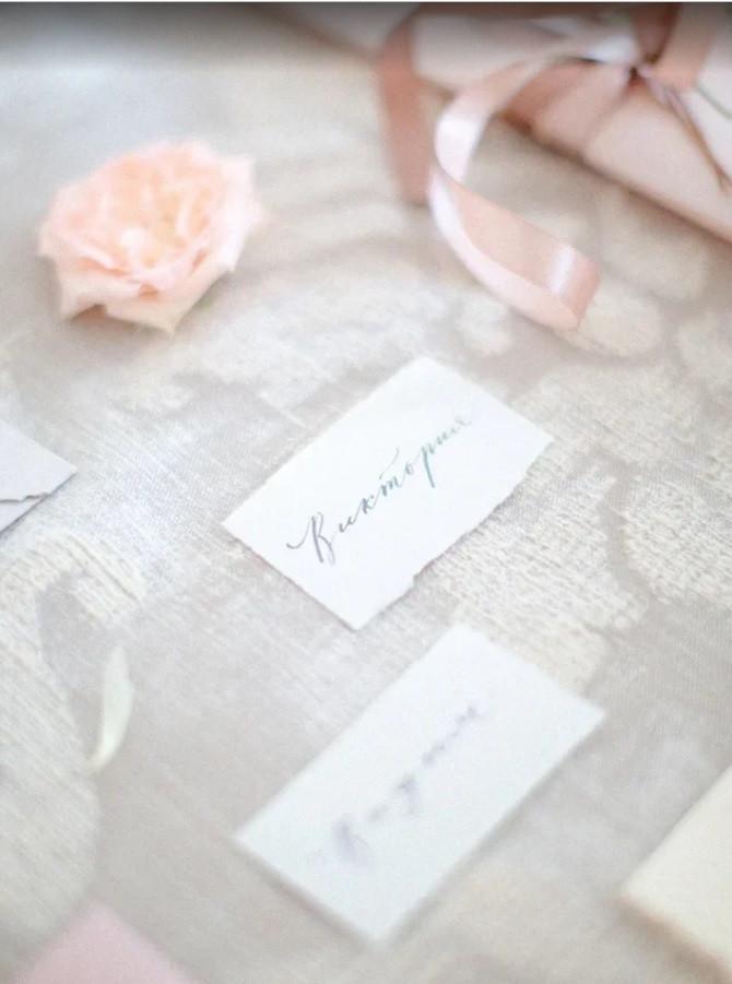 Карточки гостей на свадьбу